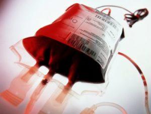 soglia dell'emoglobina per la trasfusione di sangue